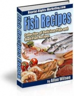 Fish Recipes eBook with Private Label Rights