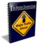 The Secret Traffic Code eBook with Resale Rights