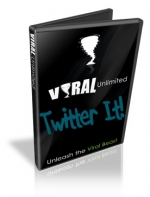 Viral Unlimited Twitter It! Video with Private Label Rights