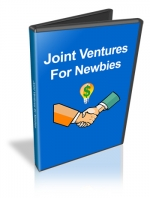 Joint Ventures For Newbies Video with Private Label Rights