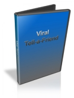Viral Tell-a-Friend Video with Master Resale Rights