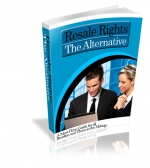 Resale Rights - The Alternative eBook with Private Label Rights