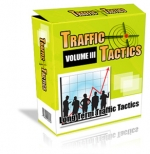 Traffic Tactics : Volume III eBook with Private Label Rights