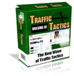 Traffic Tactics : Volume IV eBook with Private Label Rights