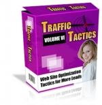 Traffic Tactics : Volume VI eBook with Private Label Rights