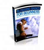 Blogging Basics For Beginners eBook with Private Label Rights