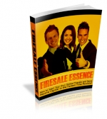 Firesale Essence eBook with Private Label Rights
