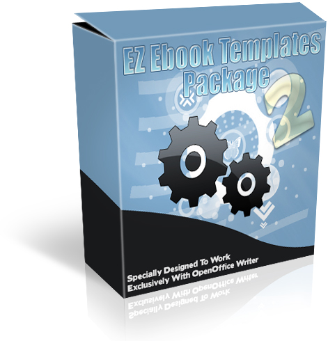 EZ Ebook Templates Package V2
