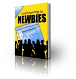 Email Marketing For Newbies eBook with Private Label Rights