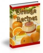 Orange Recipes eBook with Private Label Rights