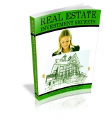 Real Estate Investment Secrets eBook with Private Label Rights