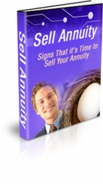 Sell Annuity eBook with Master Resale Rights