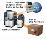 POD Printers and Publishers Resource Guide eBook with Private Label Rights