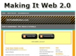 WordPress Theme Web2.0 v1 Template with Personal Use Rights