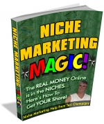 Niche Marketing Magic! eBook with Master Resale Rights