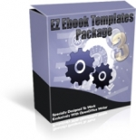EZ Ebook Templates Package V3 Template with Master Resale Rights