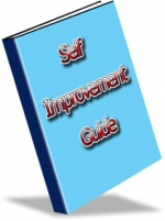 Self Improvement Guide eBook with Private Label Rights