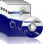 Super Quick Videos Video with Master Resale Rights