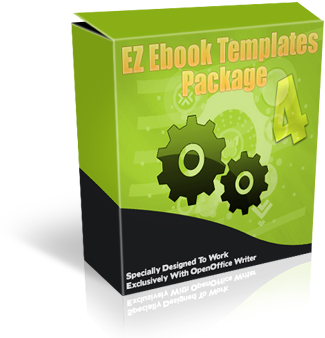 EZ Ebook Templates Package V4