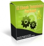 EZ Ebook Templates Package V4 Template with Master Resale Rights