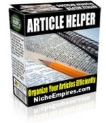 Article Helper Software with Resale Rights