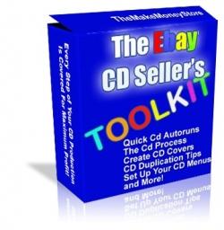 The Ebay CD Sellers Tool Kit