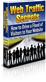 Web Traffic Secrets eBook with Master Resale Rights