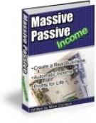Massive Passive Income eBook with Personal Use Rights