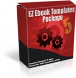 EZ Ebook Templates Package V5 Template with Master Resale Rights