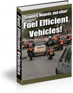 Fuel Efficient Vehicles eBook with Private Label Rights