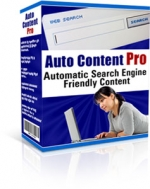 Auto Content Pro Software with Resale Rights