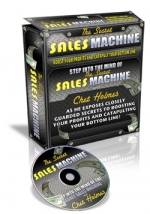 The Secret Sales Machine eBook with Resale Rights