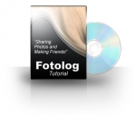 Fotolog Tutorial Video with Private Label Rights