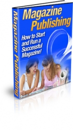 Magazine Publishing eBook with Master Resale Rights