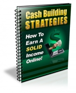 Cash Building Strategies eBook with Private Label Rights