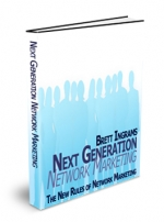 Next Generation Network Marketing eBook with Private Label Rights