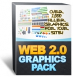 Web 2.0 Graphics Pack Graphic with Personal Use Rights