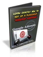 Set Up A Placement Targeted Campaign Video with Personal Use Rights