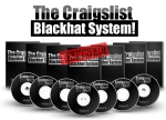 The Craigslist Blackhat System! Video with Master Resale Rights
