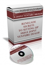 Confessions Of A Joint-Venture Broker Video with Resale Rights