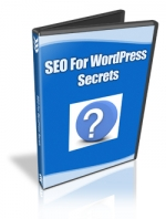 SEO For Wordpress Secrets Video with Master Resale Rights