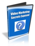 Video Marketing Secrets Exposed Video with Master Resale Rights