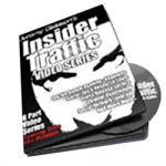 Insider Traffic Video Series - 6 Video with Master Resale Rights