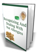 Recognizing And Dealing With Nut Allergies eBook with Master Resale Rights