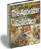 The Appetizer Collection eBook with Resell Rights
