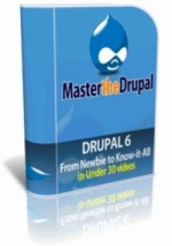 Master The Drupal : 17 Basic Videos