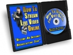 How To Stream Live Video Online Video with Master Resale Rights