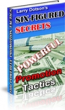 Six-Figured Secrets eBook with Resell Rights