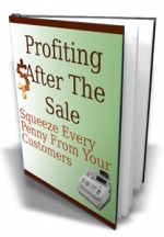Profiting After The Sale eBook with Master Resale Rights