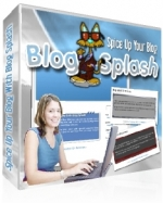 Blog Splash Software with Resale Rights